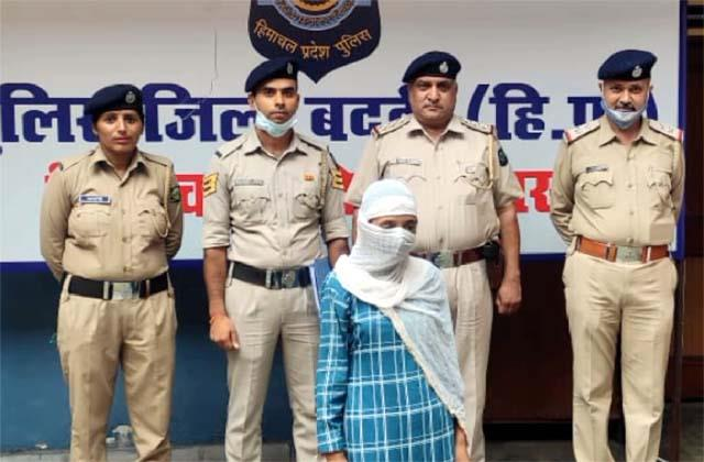 police arrested the girl