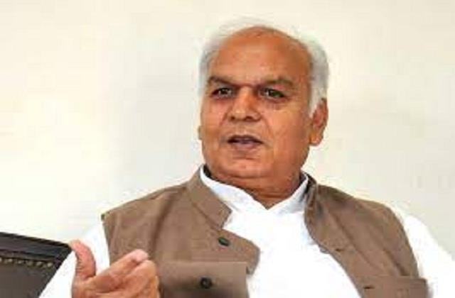 after channi became the chief minister mohinder singh k p activism in politics