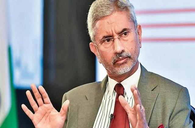external affairs minister jaishankar leaves for mexico on a three day visit