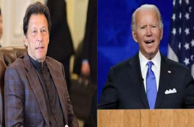 pakistan s pm took a dig at us president biden said he is a busy person