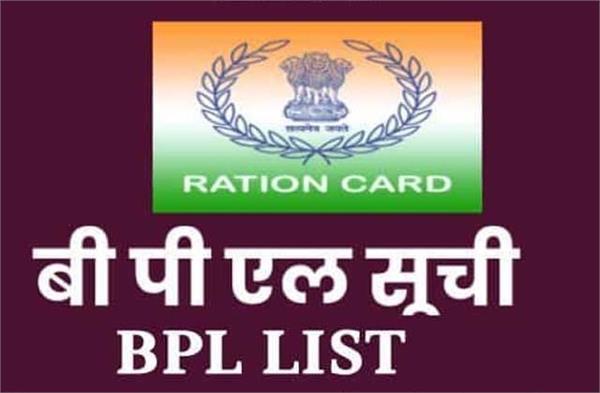 order to conduct bpl survey in kadohta panchayat