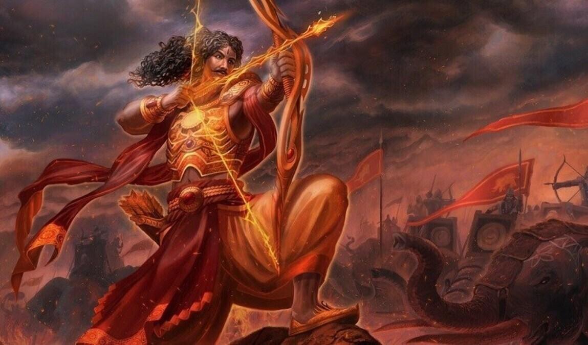 PunjabKesari, Vrushali, Supriya, Karan Wife Vrushali Karan Wife Supriya, Mahabharata, Mahabharata Story Of karan Wives, Religious Story in hindi, Dharm, Dant Katha In Hindi, Punjab Kesari