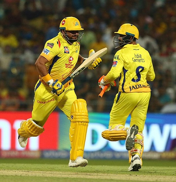 IPL 2019 : Suresh Raina make a big Records against KKR