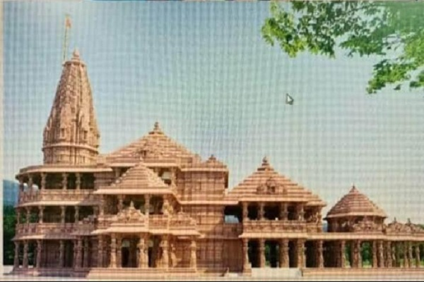 mosque construction intensifies after land worship in ayodhya
