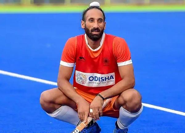 PunjabKesarisports Sardar singh