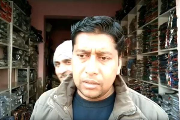 PunjabKesari, Women, CCTV, lock, cloth