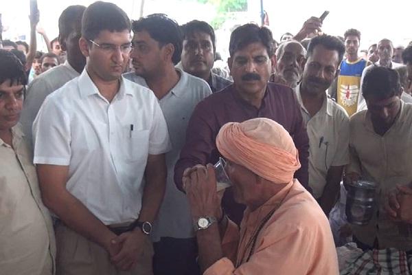 PunjabKesari, dharodi miner
