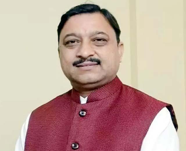 PunjabKesari, MP Suresh Kashyap Image