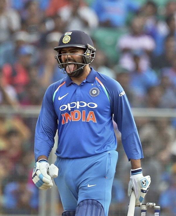 Rohit sharma have chance to broke sachin & dhoni records in Delhi ODI