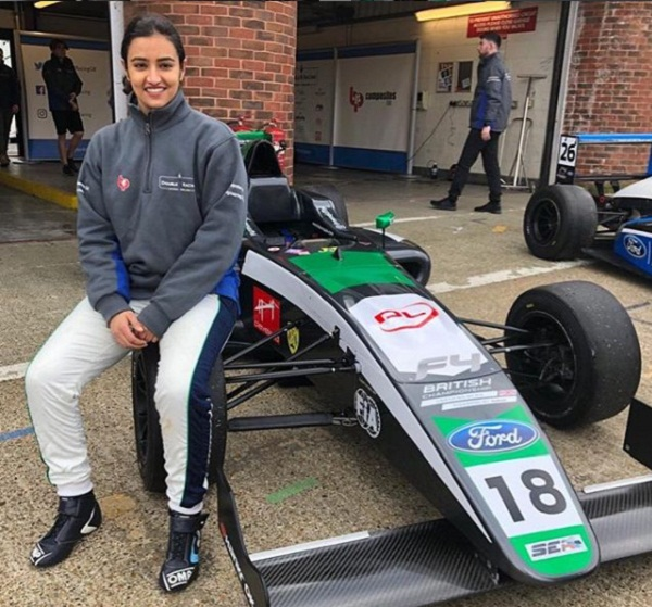 Reema Juffali to be the first woman from Saudi Arabia to participate in Formula-E