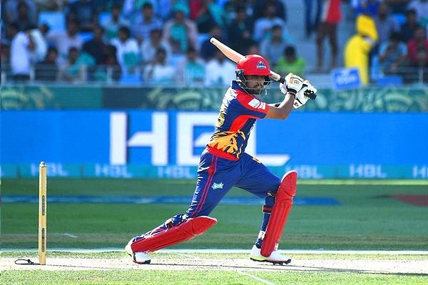 PSL : Babar Azam's bat won, Karachi Kings won the match by 10 runs
