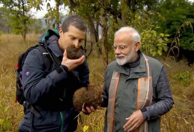 Bollywood Tadka,Narendra Modi photo,Discovery Channel Show Photo ,Bear Grylls photo ,डिस्कवरी चैनल शो फोटो ,प्रधानमंत्रीनरेन्द्र मोदी फोटो ,बेयर ग्रिल्स फोटो ,
