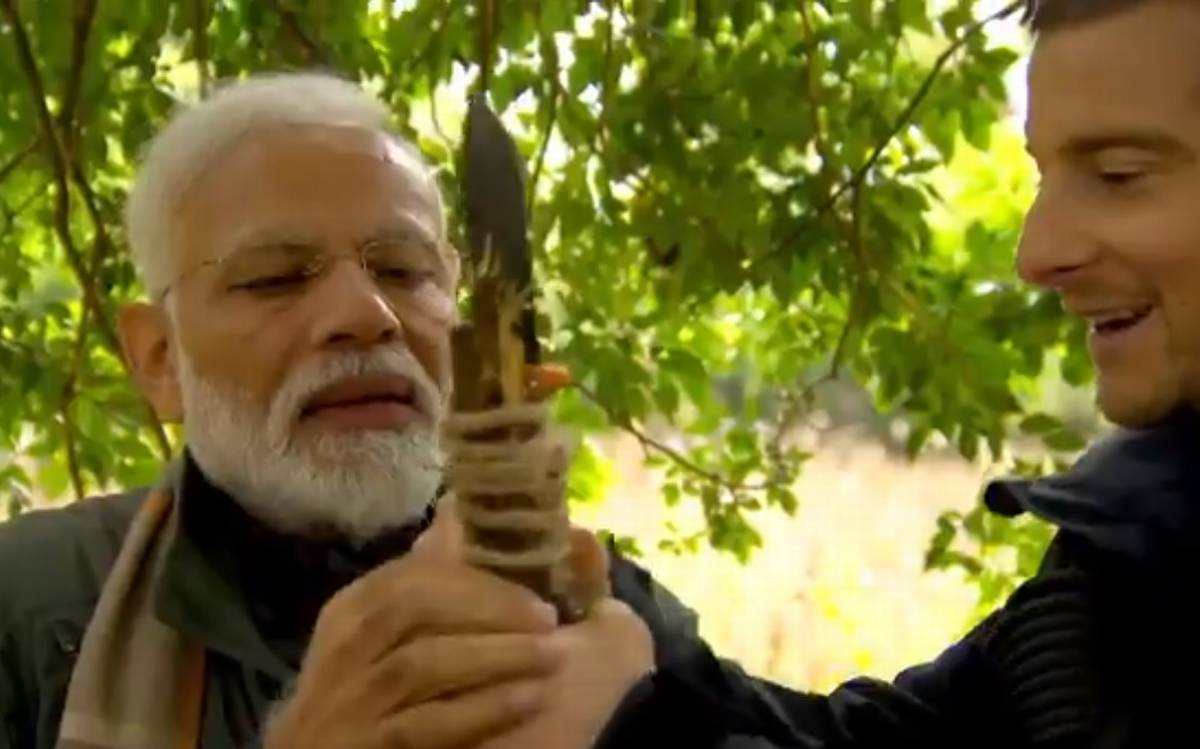 Bollywood Tadka,Narendra Modihd photo,Discovery Channel Show hd Photo ,Bear Grylls hd photo ,डिस्कवरी चैनल शो एचडी फोटो ,प्रधानमंत्रीनरेन्द्र मोदी एचडी फोटो ,बेयर ग्रिल्स एचडी फोटो