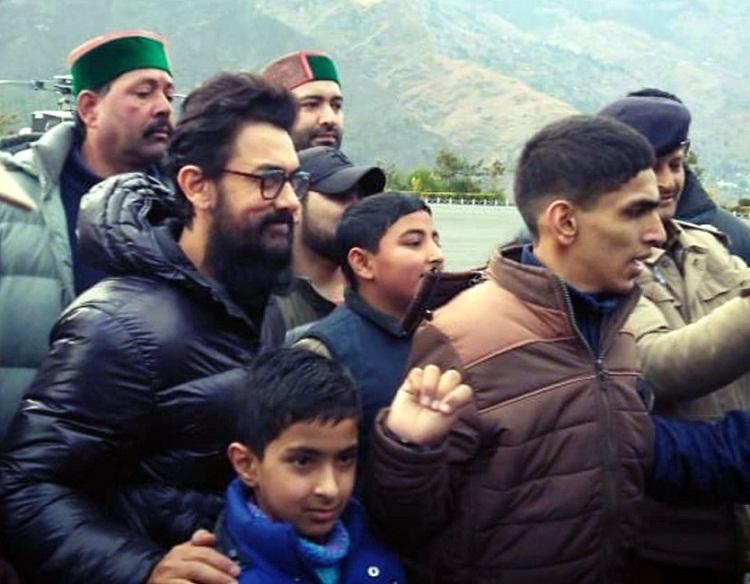 Bollywood Tadka, Aamir Khan Images