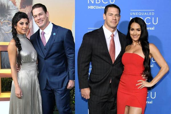 WWE star John Cena, John Cena, डब्ल्यूडब्ल्यूई स्टार जॉन सीना, Secret wedding, Shay Shariatzadeh, शाय शरितजादेह, WWE news in hindi, Sports news,