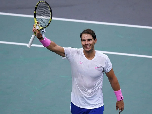 Rafael Nadal again became number one after one year