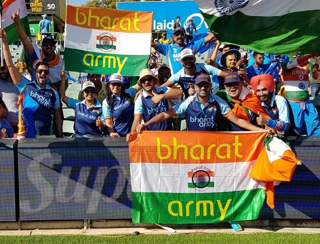 Bharat Army NZvIND