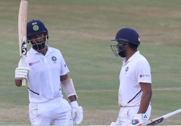 Cheteshwar Pujara after fourth day of IND v SA 1st Test