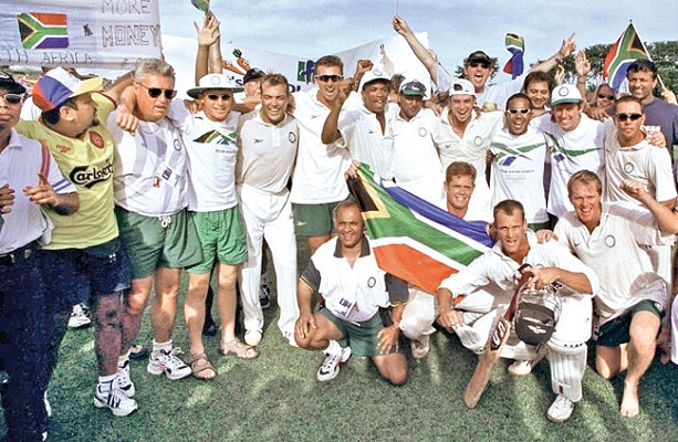 South Africa Cricket Team Commonwealth Games 1998