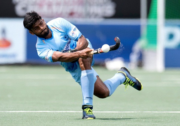 Manpreet singh leat team india in Sultan Azlan shah cup
