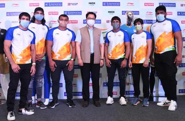 IOA, Chinese company, Li Ning, Indian athletes, Jersey, Tokyo Olympics, Tokyo Olympics 2020,  भारतीय ओलिम्पिक संघ,