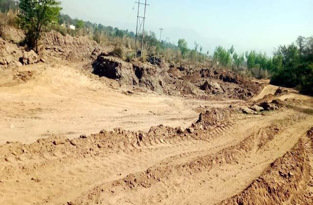 PunjabKesari, Illegal Mining Image