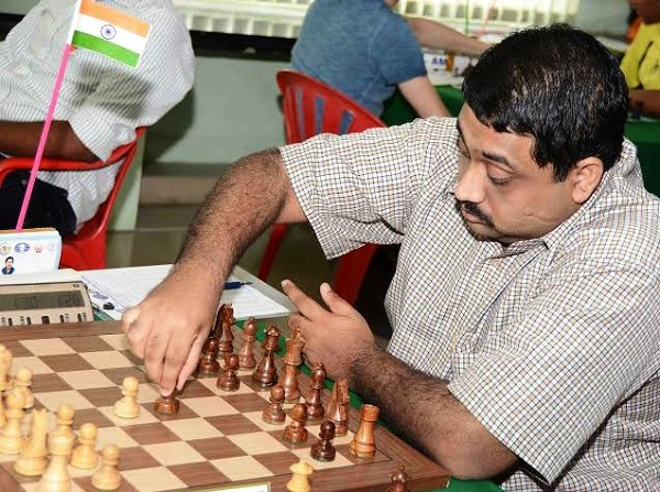 Raja Ram Laxman, Chess, India