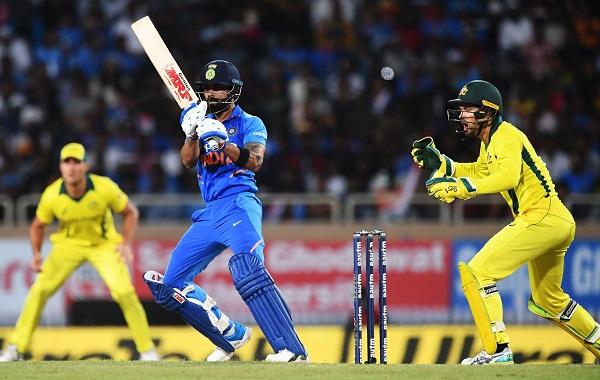 Virat Kohli 41th hundred in ODI, 4k+ runs with captaincy