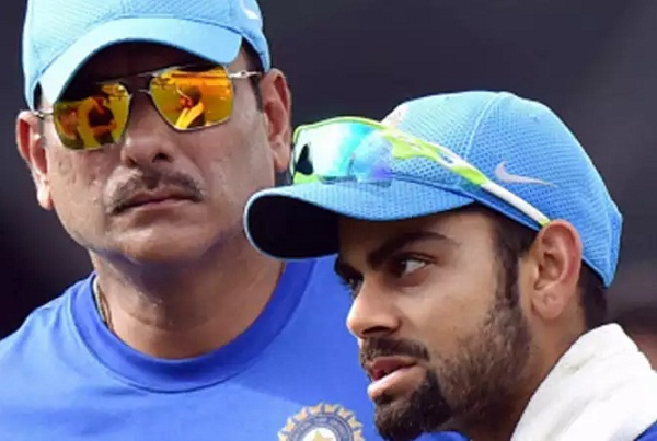 Rift between Captain Kohli and Coach Shastri over sporting staff selection