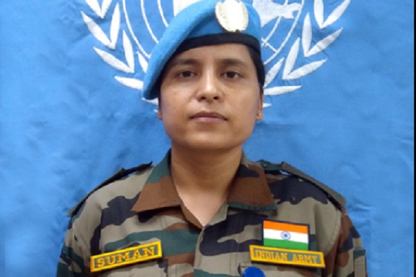 indian major suman gawani conferred with un military gender advocate award