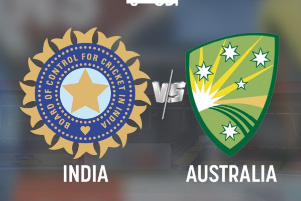 India vs Australia 1st ODI, See stats