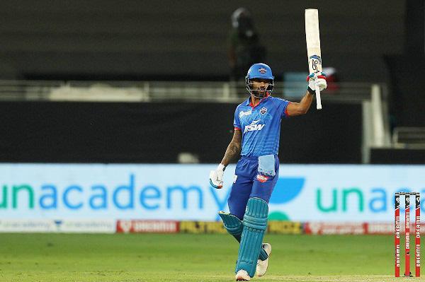 Shikhar Dhawan, IPL 5000 runs, दिल्ली कैपिटल्स, शिखर धवन, Delhi Capitals, DC vs KXIP, KXIP vs DC, IPL news in hindi, IPL 2020, Indian premier League 2020