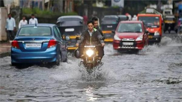 meteorological department issued orange alert in mumbai