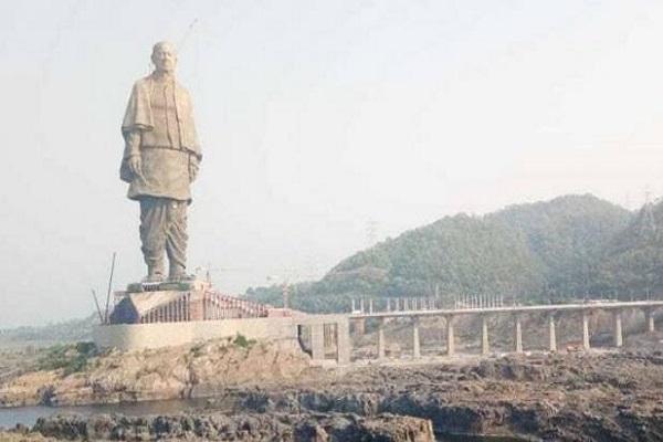 prime minister modi will inaugurate statue of sardar patel october 31