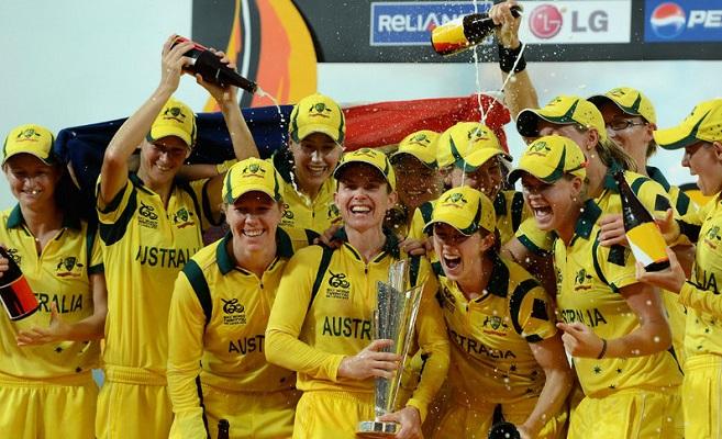 Australia Team Women T20 World Cup 2018