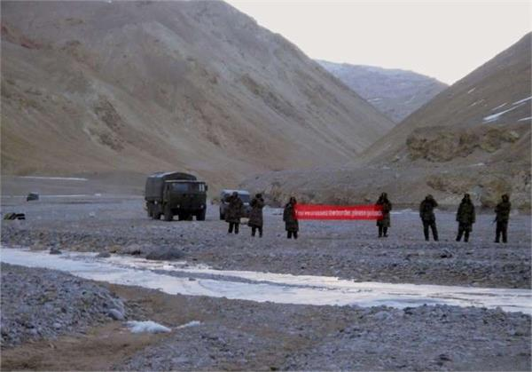 china india increase vigilance after the skirmish on the border