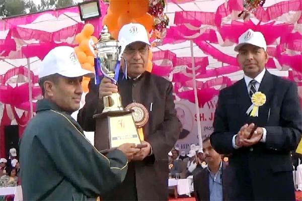 PunjabKesari, Police Sports Meet Image