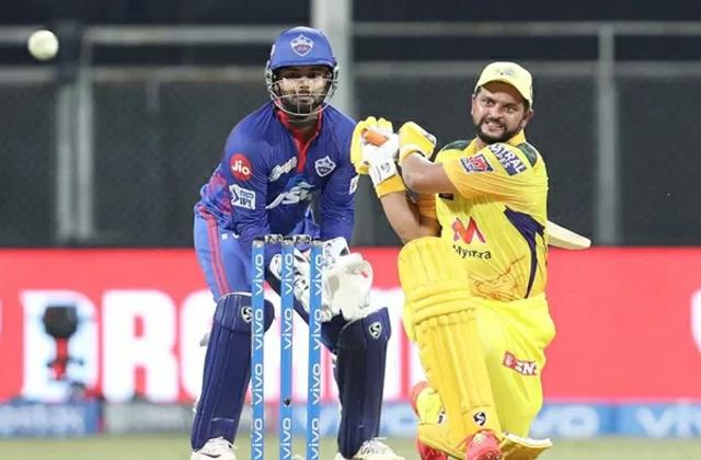 सुरेश रैना, IPL 2021, CSK, Suresh Raina Return, Suresh Raina, Chennai Super Kings, CSK vs DC, IPL news in hindi, sports news, इंडियन प्रीमियर लीग, चेन्नई सुपर किंग्स vs दिल्ली कैपिटल्स