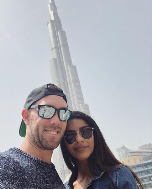 Glenn Maxwell may married indian girl vini raman soon
