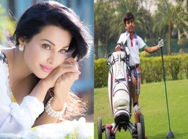 arjun bhati golfer image