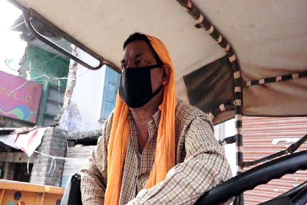 PunjabKesari, Tractor Driver Image