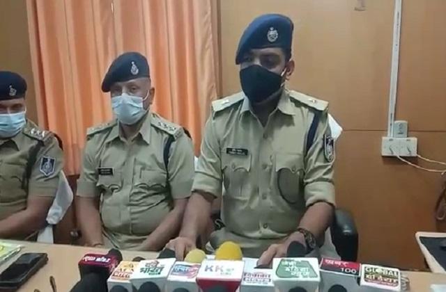 PunjabKesari, murder, brother, killer, crime, Indore, Madhya Pradesh