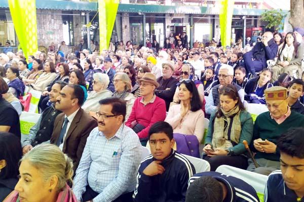 PunjabKesari, Khuswant Singh Litfest Image