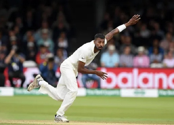 Hardik Pandya was out for the Test team, the chief selector gave this reason
