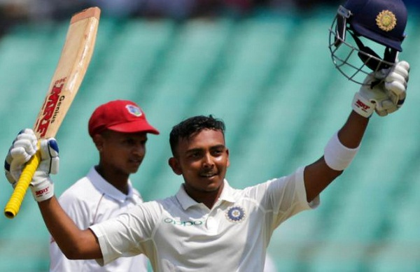 Prithvi Shaw dismisses reports of indiscipline