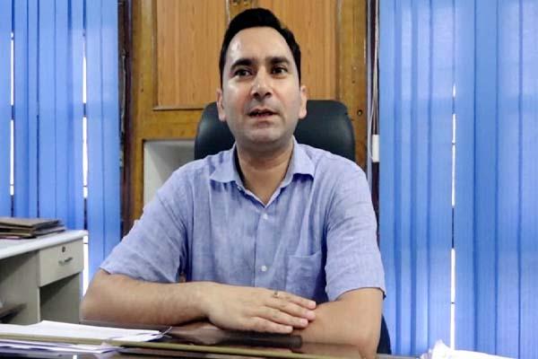 PunjabKesari, Excise Department Officer Image