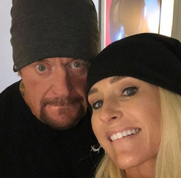 WWE wrestler undertaker wife Michelle Mccool