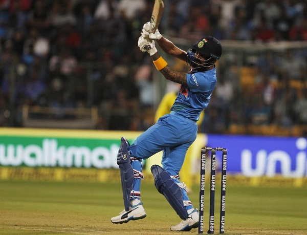 KL Rahul hit average 1.70 six in his T-20 carrer