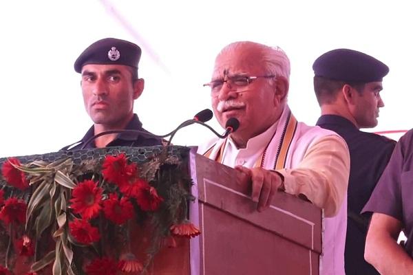 PunjabKesari, cm khattar