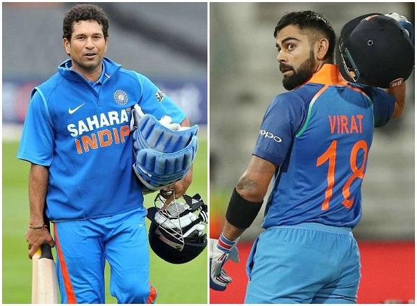 Sachin and kohli image, Cricket Image